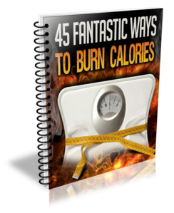 45 Ways To Burn Calories